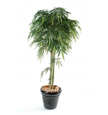 Bambou Artificiel 3 troncs 180cm