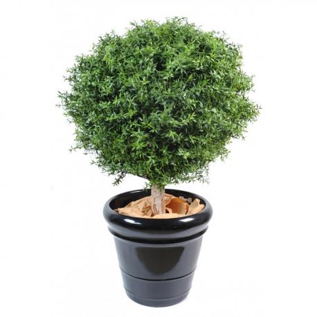 Eucalyptus artificiel boule UV Ø70cm