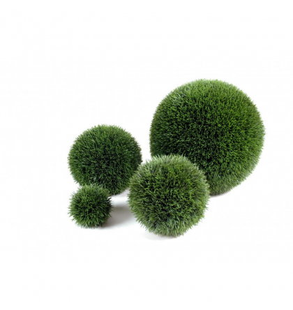 Herbe artificielle boule regular Ø13cm