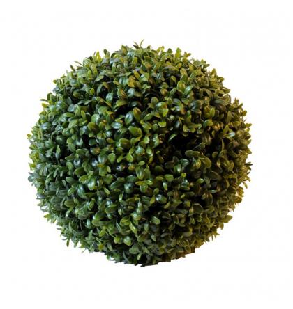 Buis artificiel boule Murraya Ø30 et Ø35cm