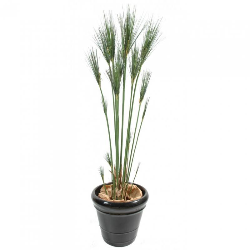papyrus artificiel cyperus gramin es artificielles par viva verde. Black Bedroom Furniture Sets. Home Design Ideas