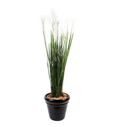 Carex artificiel (Laiche des renards) 170cm | Graminée artificielle
