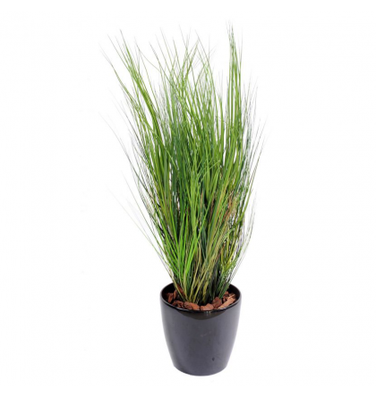 Onion Grass New artificiel vert 105cm | Graminée artificielle