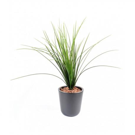 Herbe onion grass artificielle 55cm