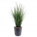 Herbe artificielle fine 60cm | Graminée artificielle