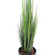 Onion Grasse vert artificiel 120cm
