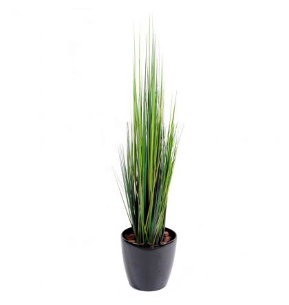 Onion Grass vert artificiel 120cm | Graminée artificielle