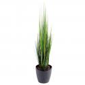Onion Grass vert artificiel 120cm | graminée artificielle