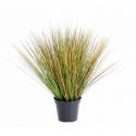 Onion Grass Round artificiel 60 à 90cm | Graminée artificielle