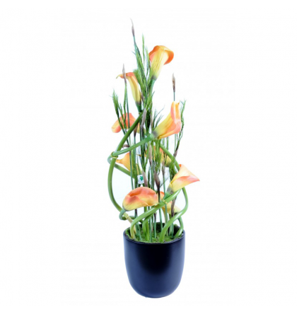 Bouquet artificiel Calla Lily 100cm