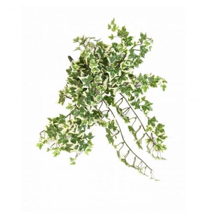 Lierre artificiel panaché 308 feuilles - 35cm