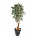 olivier artificiel tronc noueux artificiel 170cm