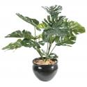 Philodendron géant artificiel 85cm
