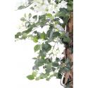 Bougainvillée blanc lianes artificiel 180cm
