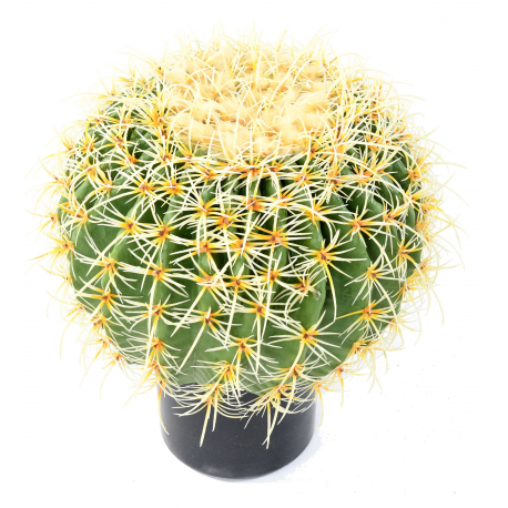 Cactus ball artificiel D30 et D35cm