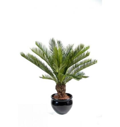 Palmier cycas artificiel tronc 90 et 100cm