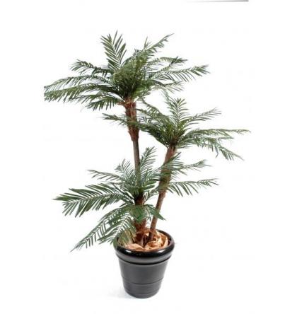 Palmier artificiel 3 troncs 160cm à 230cm
