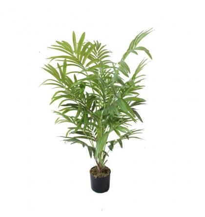 Palmier Parlour artificiel buisson 90 et 120cm