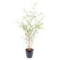 Bambou artificiel cannes fines Natural Plast 195cm