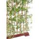 Haie Bambou Japanese UV artificielle