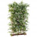 Haie New Bambou Artificiel Dense H150cm L100cm