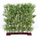 Haie Bambou artificiel Oriental dense 110 et 150cm L90cm
