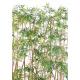 Haie Bambou Oriental artificiel 180cm L130cm