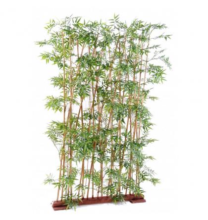 Haie Bambou Artificiel Oriental 180cm L130cm