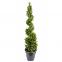 Cyprès artificiel Juniperus spirale UV 130 et 160cm